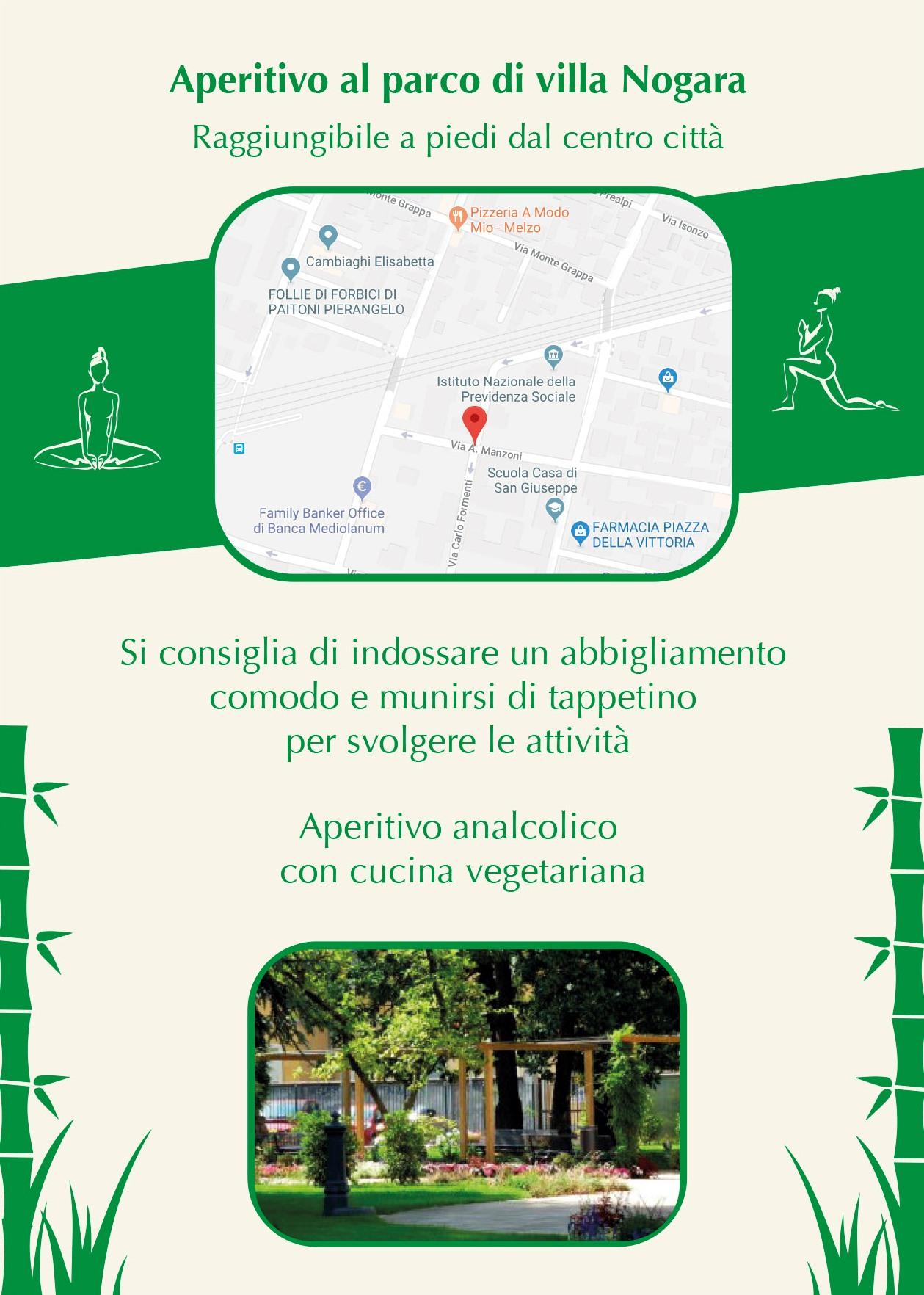 A Modo Mio Melzo aperiyoga - comune di melzo - città metropolitana di milano